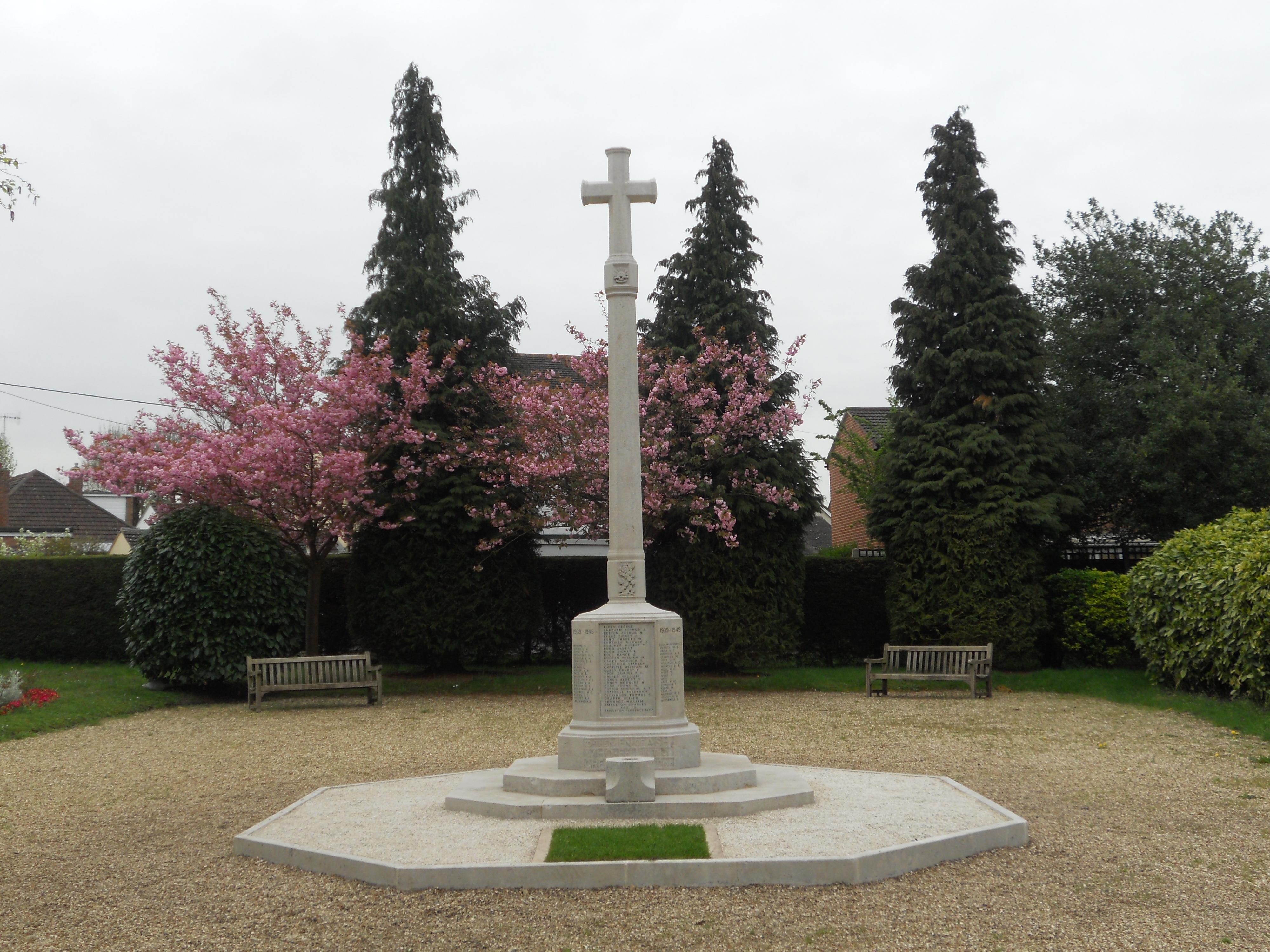 Ash War Memorial
